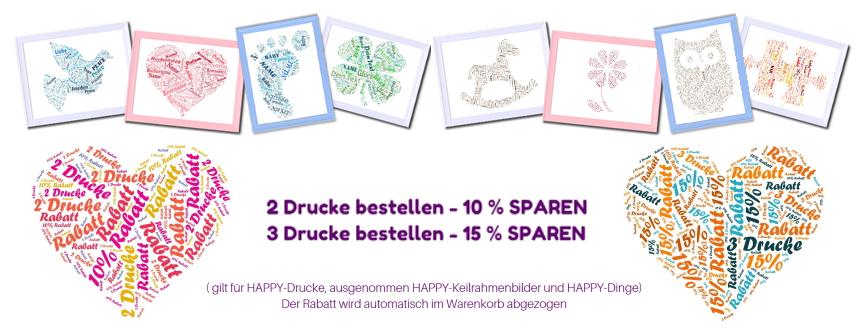 HAPPY-Drucke