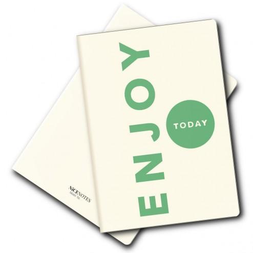 Notizheft - Enjoy Today
