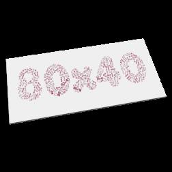 Kunstdruck - 80 x 40 cm
