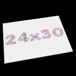 Kunstdruck - 24 x 30 cm