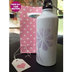 Trinkflasche aus Aluminium - 400 ml